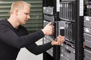 IT-Infrastruktur von ITConsultingNET